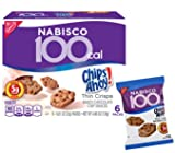Nabisco 100 Cal Chips Ahoy! Thin Crisps Chocolate