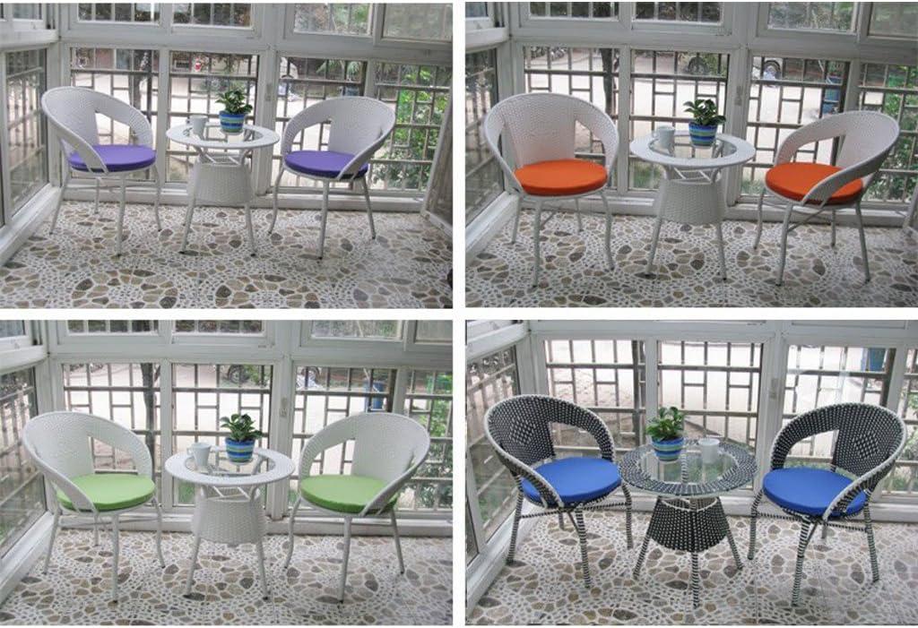Housse de Coussin D/écoration de Canap/é Lit Chaise de Voiture Coussin Rond /à La Maison de Coussin de Si/ège D/écor Type 1