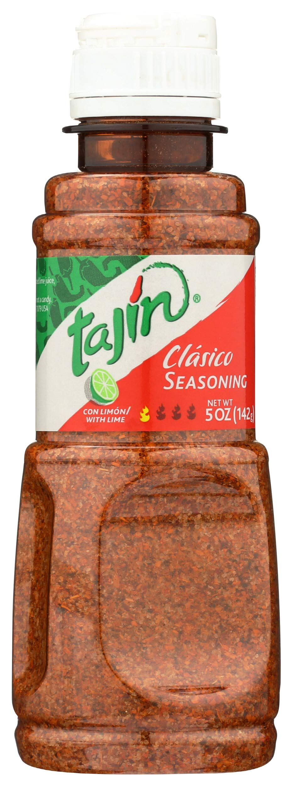 Tajin Clasico Seasoning for Fruits and Vegetables, 5 oz