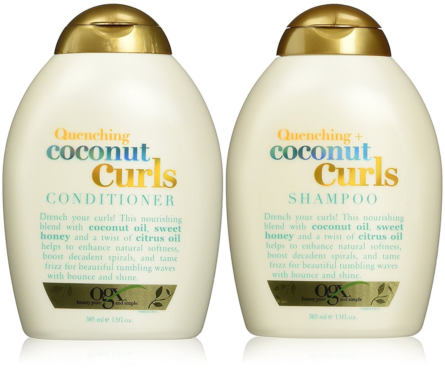Deep conditioner for permed hair