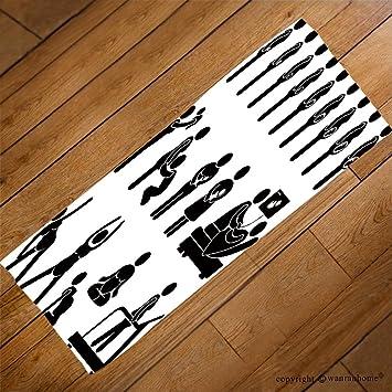Amazon.com: VROSELV Custom Towel Soft and Comfortable Beach Towel ...
