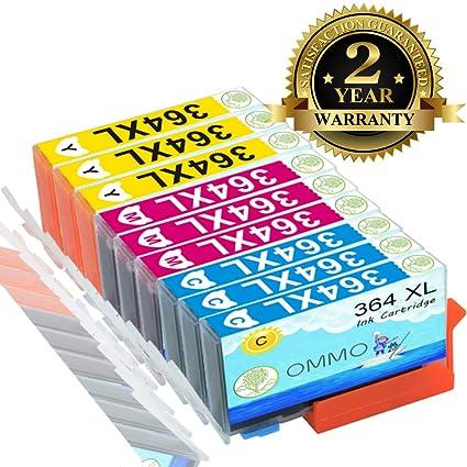 Impresora Tinta 364 X L de HP 364 Compatible con HP ...