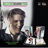 Elvis Studio Sessions 56 - The Complete Recordings (3CD + 172 Page Book)