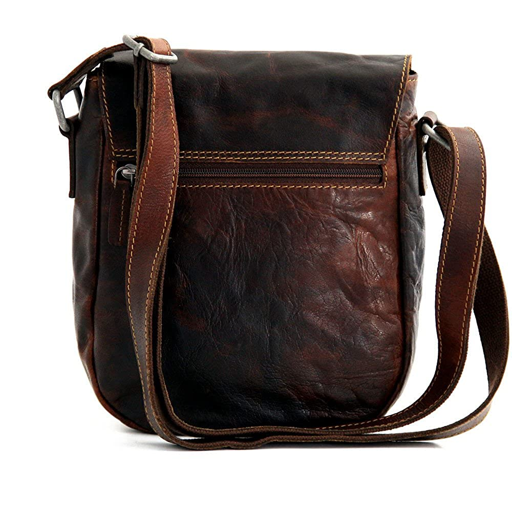 Jack Georges Voyager Horseshoe Crossbody 7838