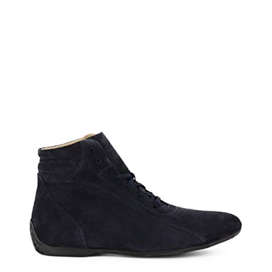 Sparco Men s Suede Sneakers bc97ee38e