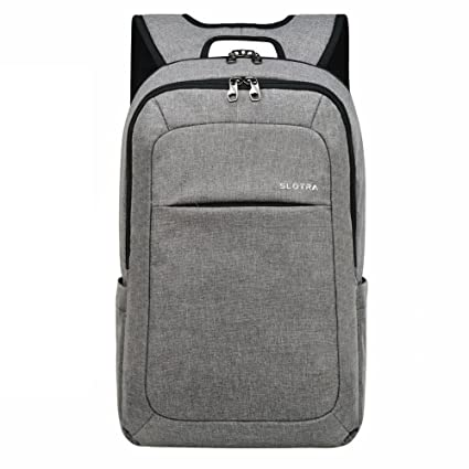d947c1d154 SLOTRA Slim Anti-Theft Laptop Backpack