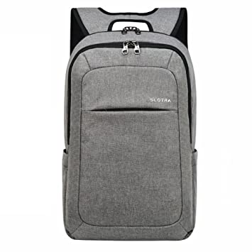 91d6404792e4 SLOTRA Slim Anti-Theft Laptop Backpack
