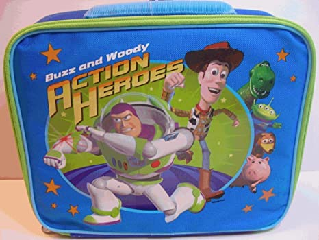 e8ae866e3a9 Image Unavailable. Image not available for. Color  Toy Story Soft Lunch Box  ...