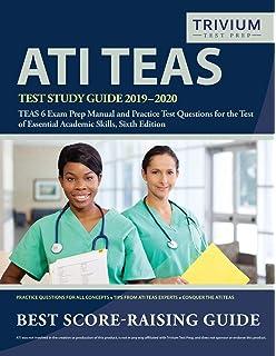ATI TEAS Flashcard Study System: TEAS 6 Test Practice