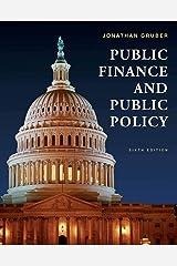 Public Finance Public Policy Kindle Edition
