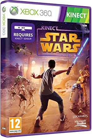 Star Wars Kinect - Kinect Required (Xbox 360): Amazon co uk: PC