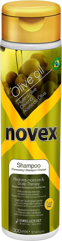 Novex Aceite de oliva champú, 300 ml