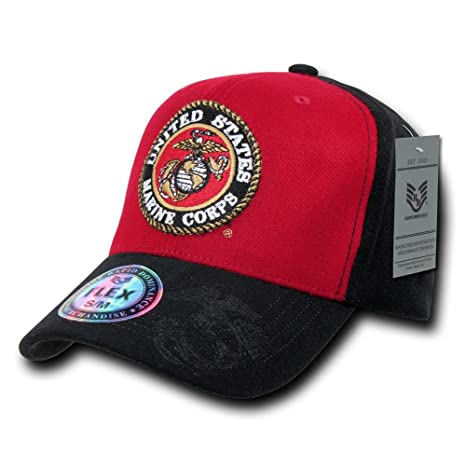 Rapid Dominance Flex - Gorras Militares, Color Marino, Cardenal, L ...