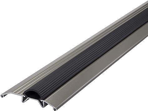 M D Building Products 49004 M D Deluxe Low Premium Threshold With Vinyl Seal 36 In L X 3 3 4 In W X 3 4 In H Door Thresholds Amazon Com