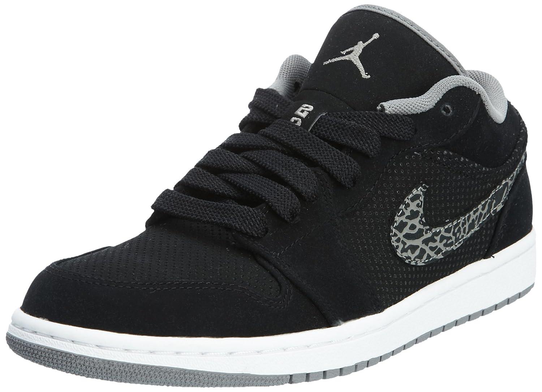 100% authentic f3181 e7cc3 Amazon.com   Nike Men s Air Jordan 1 Phat Low 338145 015 Black Light  Charcoal White (Mens 11.5, Black Light Charcoal White)   Basketball