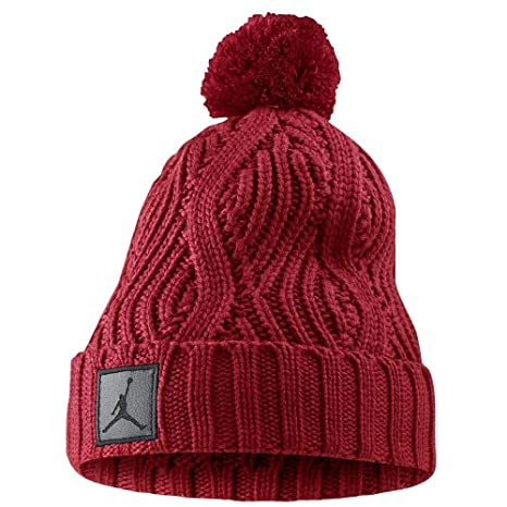 Image Unavailable. Image not available for. Color  NIKE AIR JORDAN JUMPMAN  BEANIE ... 270355b4eed