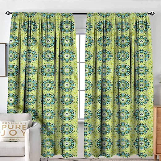 Cortinas para dormitorio paneles de cortina para sala de estar ...