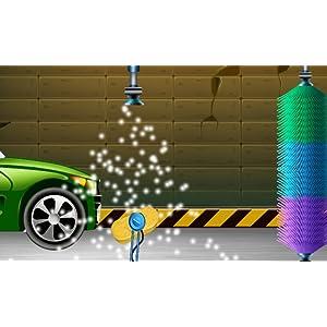 Lavado de coches y taller : juego educativo para los niños - lavado de autos para los coches GRATIS: Amazon.es: Appstore para Android