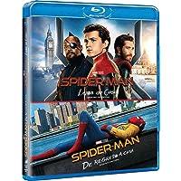 Spider-man: De Regreso a Casa/ Spider-man (Lejos de Casa) [Blu-ray]