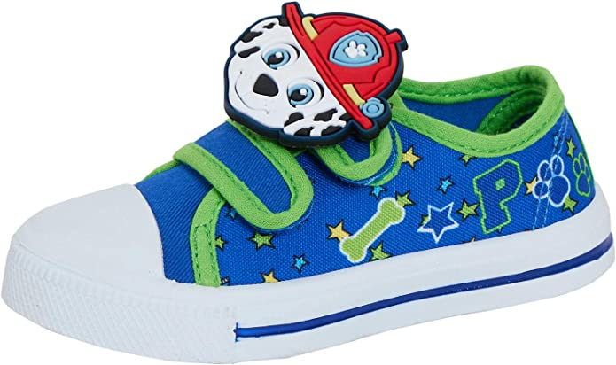 Boys How To Train Your Dragon Light Up Canvas Pumps Kids Trainers Plimsolls