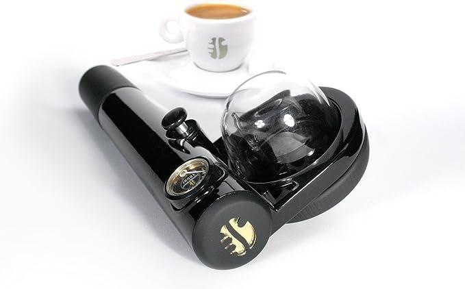 Handpresso Wild Mini - Cafetera de monodosis ESE portátil: Amazon.es: Hogar