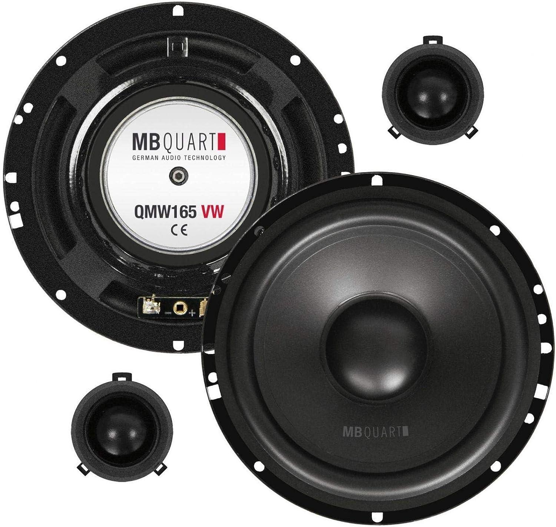 Mb Quart Qmw 165 Woofer 16 5 Cm 6 5 80 Watt Rms Vw Elektronik