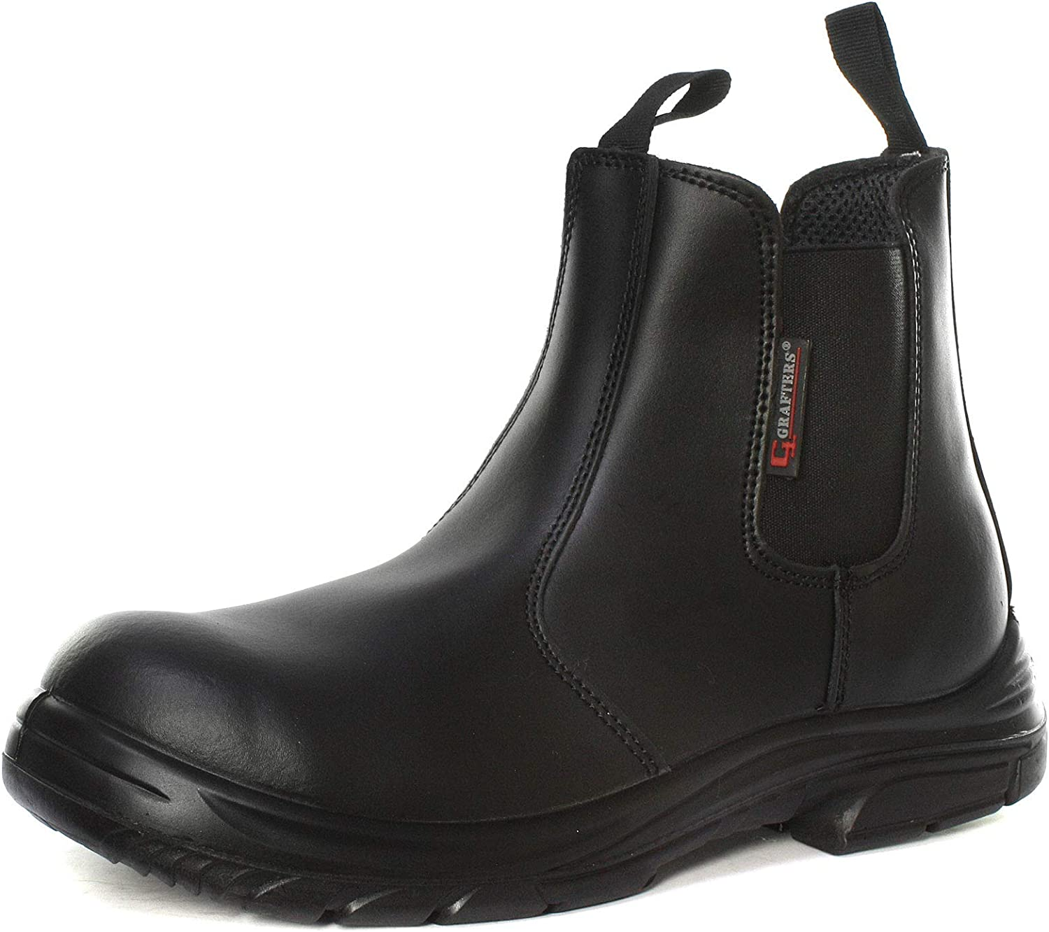 Grafters M9502A Mens Super Wide Extra