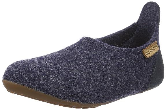 Bisgaard Unisex-Kinder Wool Basic Slipper