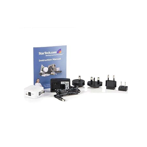 StarTech.com SPDIFCOAXTOS - Adaptador y repetidor de Audio Digital ...