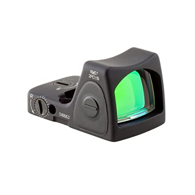 Trijicon RMR 6.5 MOA Adjustable LED Red Dot Sight