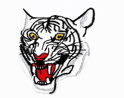 Rabana Le Terrible Rayé Tête De Tigre Visage Animal Sauvage