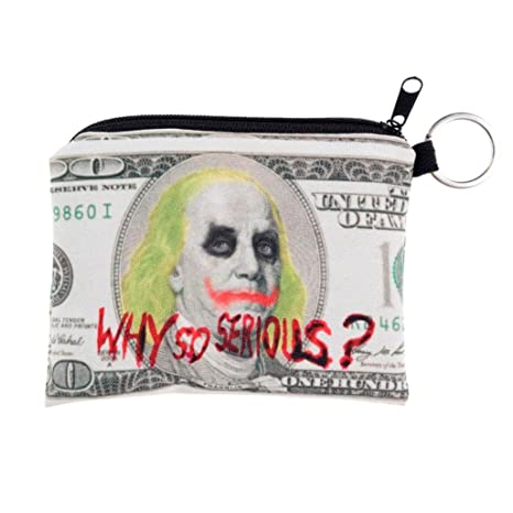 subfa Mily Chica Imprimir monedas Cambiar Cartera embrague cremallera Zero Wallet teléfono Llave bolsillos monedero tarjeta
