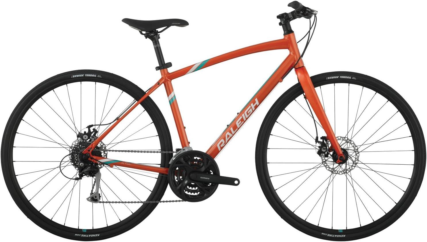 Raleigh Bikes Alysa Urban Fitness Bike