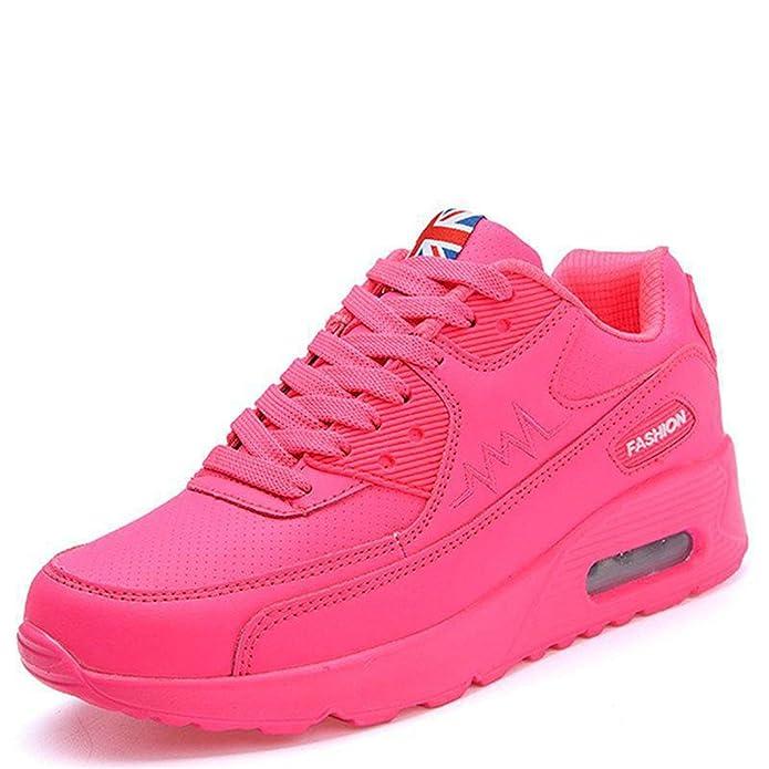 Amazon.com | Feilongzaitianba Sport Women Shoes Women Casual Shoes Women Trainers Outdoor Walking Platform Shoes | Flats