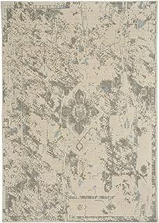product image for Capel Kathmandu Pale Beige 8' x 11' Rectangle Machine Woven Rug