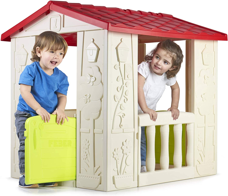 Casas de plástico para niños baratas