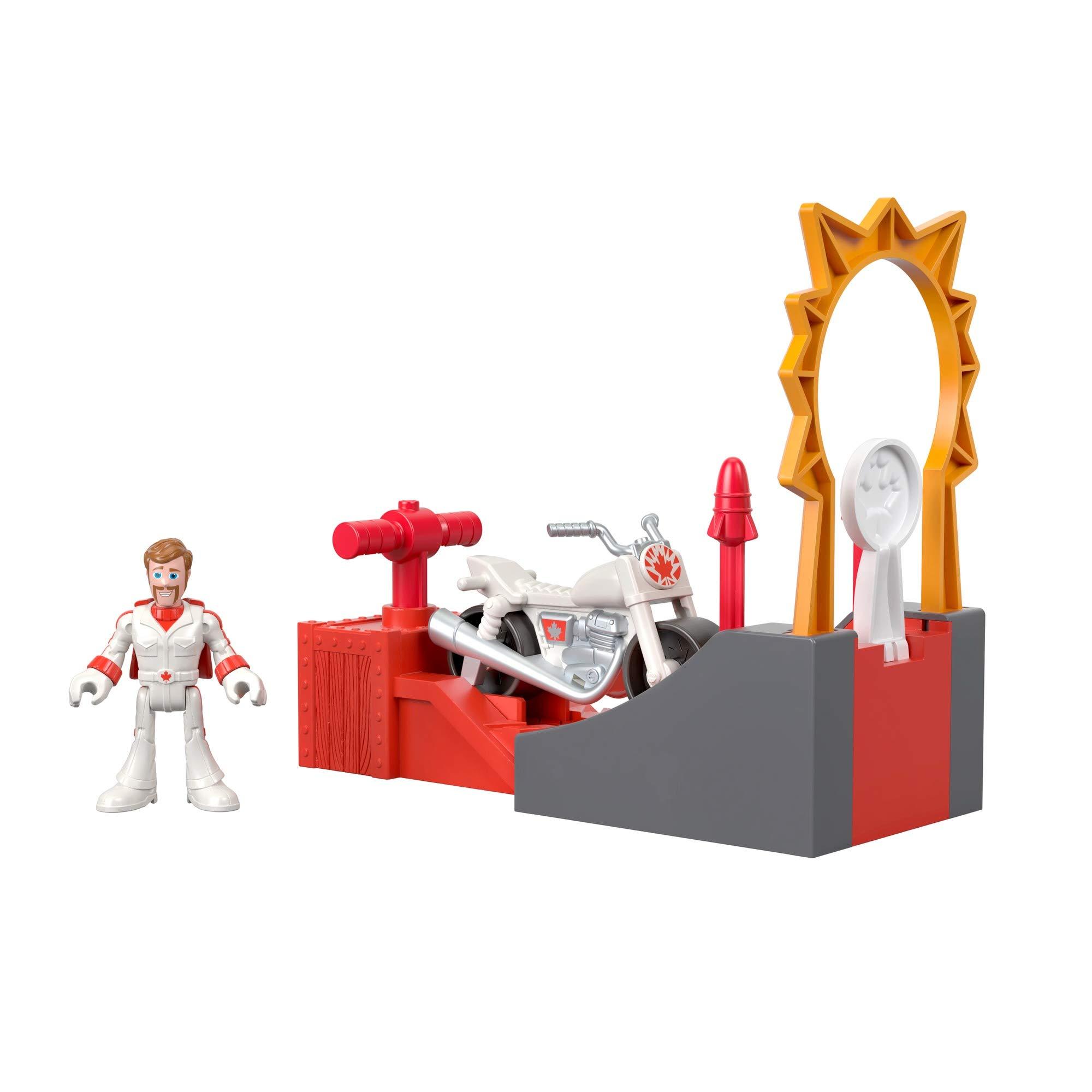 ویکالا · خرید  اصل اورجینال · خرید از آمازون · Toy Story Fisher-Price Disney Pixar 4 Stuntman wekala · ویکالا