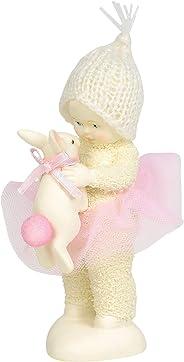 Department 56 Snowbabies Classics Bunny to Love Figurine, 4.75 Inch, Multicolor