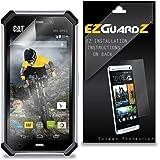 (6-Pack) EZGuardZ Screen Protector for Caterpillar CAT S50 (Ultra Clear)