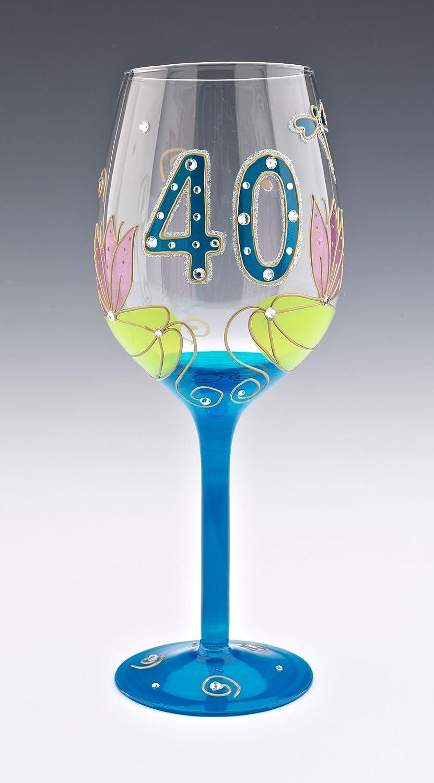 Amazon.com: Boxer Gifts – age-40 Julie Childs vino para 60 ...