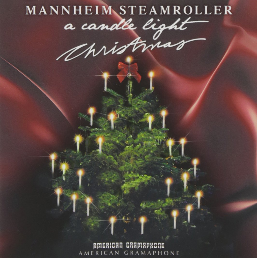 Mannheim Steamroller - A CANDLELIGHT CHRISTMAS - Amazon.com Music