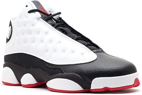 Amazon Com Air Jordan 13 Retro Gs He Got Game 414574 112