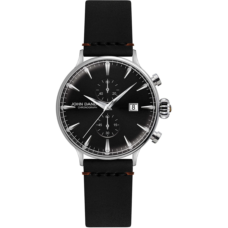 Uhr Chronograph Herren John Dandy Casual Cod. jd-2608 m-01