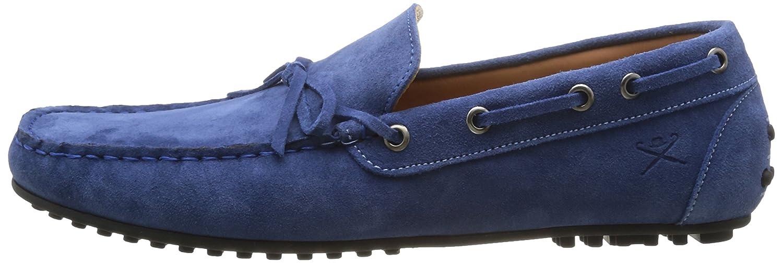 Hackett London Moccasins Bow - Mocasines para hombre Azul eléctrico talla 40: Amazon.es: Zapatos y complementos