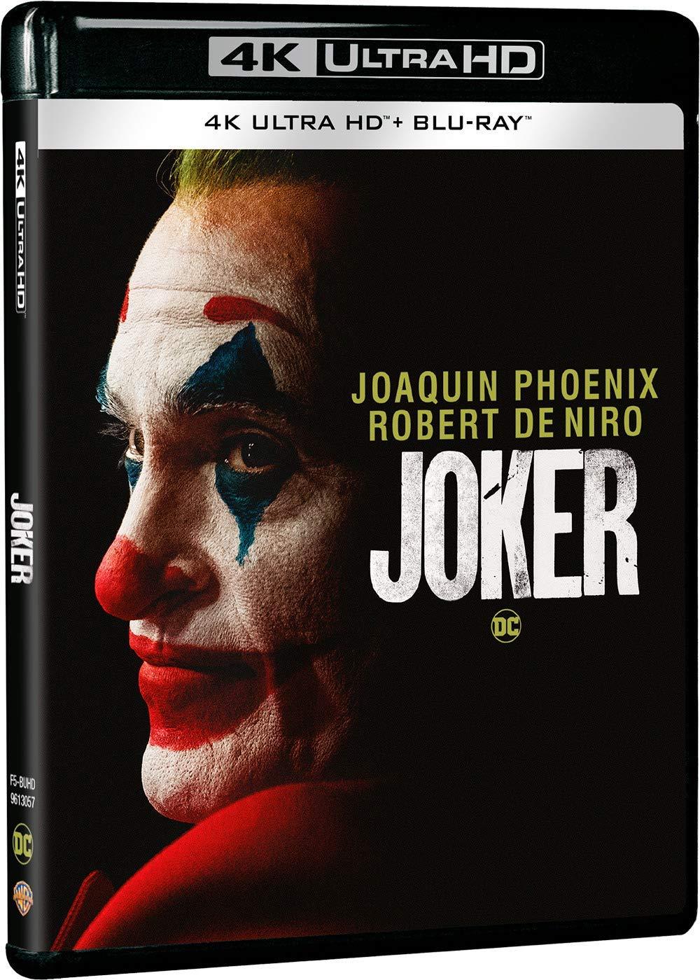 Pack Ganadoras de Oscar - Incluye: El Renacido + La Forma del Agua + Ha Nacido Una Estrella + Bohemian Rhapsody + Joker 4k UHD BLU-Ray: Amazon.es: Cine y Series TV