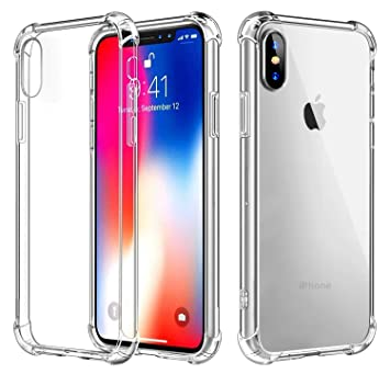coque iphone xs transparente bumper