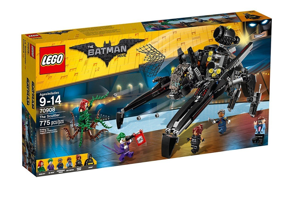 Lego - 70908 - Batman Movie - Scuttler (Catalogo 2017) al miglior prezzo