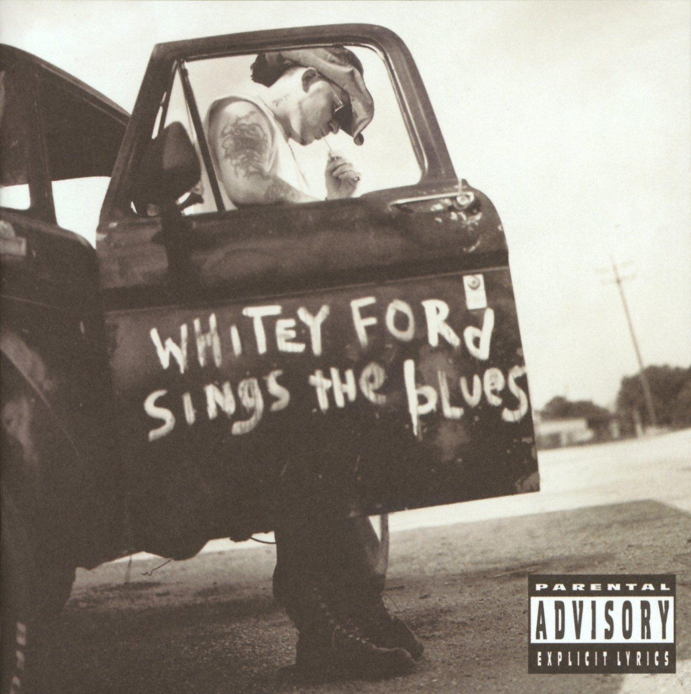 Verkooppromotie gloednieuw uitverkoop Whitey Ford Sings the Blues Explicit Lyrics