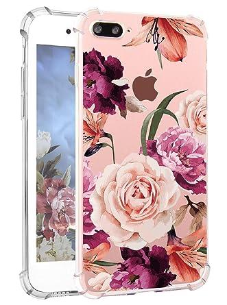 iphone 7 plus case flowers