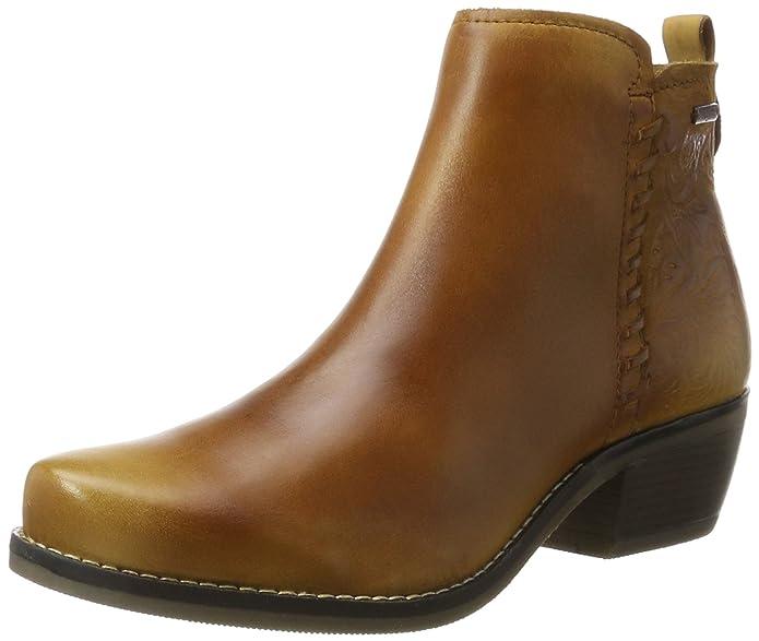 Womens 411338301500 Boots, Dunkelgr
